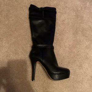 Madden Girl knee high boot